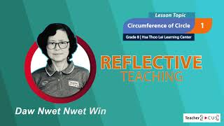 Reflective Teaching With Daw Nwet Nwet Win