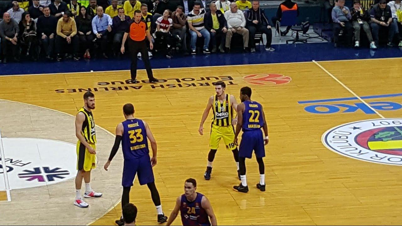 Fenerbahçe Barcelona