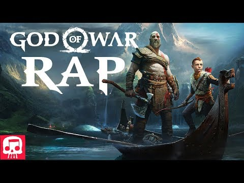 "GOD OF WAR RAP by JT Music (feat. TrollfesT) - ""Follow Father"""