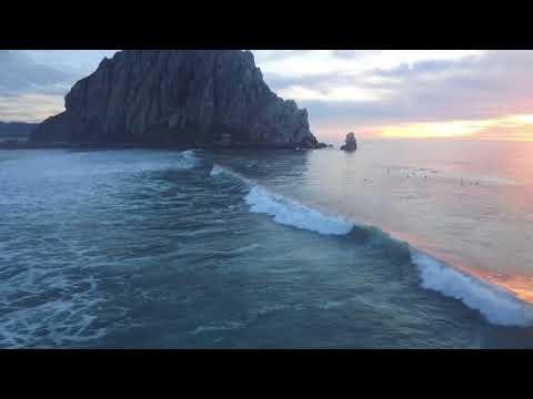 Morro Bay: Winter Surfing