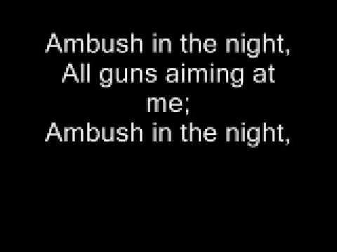 Bob Marley Ambush In The Night Lyrics