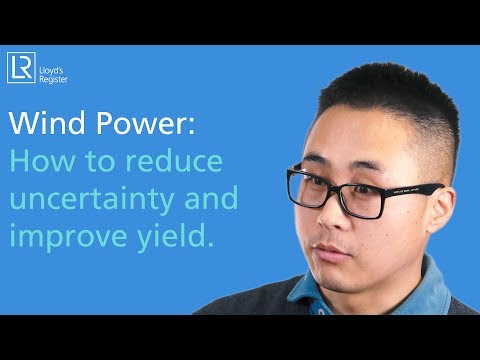 Wind energy: How to assess the yield of your project