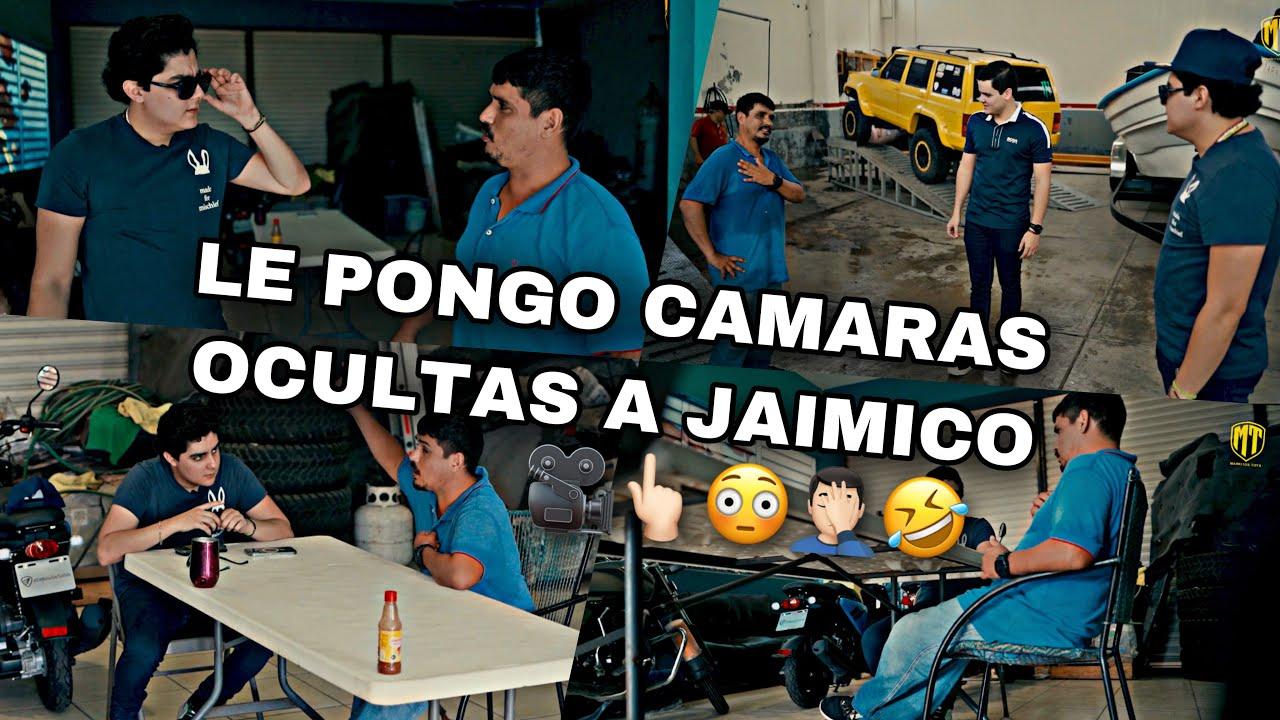 JAIMICO QUIERE REGRESAR   PERO PASO ESTO   MARKITOS TOYS