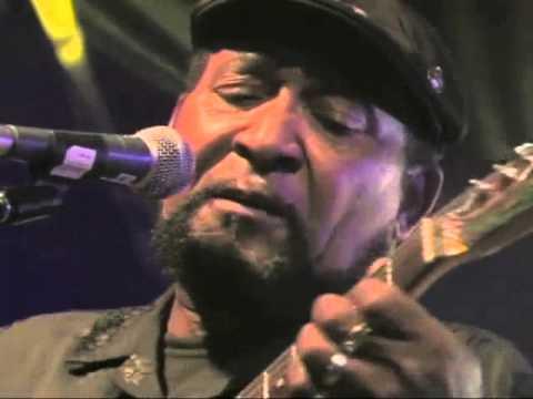 Super Chikan Live at Harvest Jazz & Blues