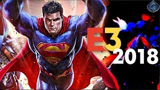 Superman Game - E3 2018 Reveal Confirmed?!