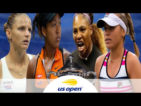 US Open 2020 Womens Preview | Draw Analysis & Predictions