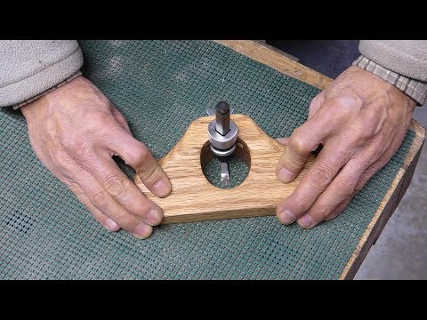 How to make a router plane