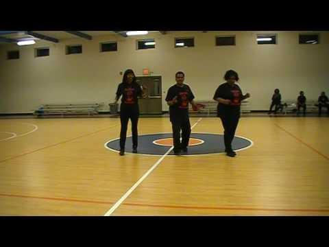 Holding On Line Dance