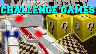 Minecraft: THE KING CHALLENGE GAMES - Lucky Block Mod - Modded Mini-Game