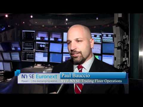 14 October 2011 FXCM Debuts Currency Rates on the NYSE Trading Floor