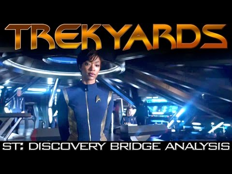 Thumbnail: ST: Discovery Shenzhou Bridge Full Analysis (Trekyards)