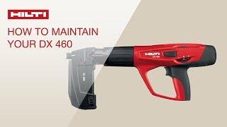 HILTI MX72 MAGAZINE FOR HILTI DX 5 DX 460,
