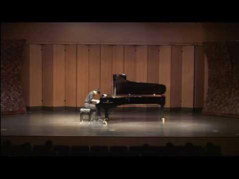 F.Chopin : Barcarole / 康峰慎(Kang Feng Shen)