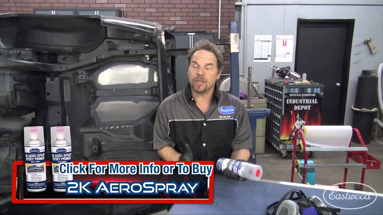How to Spray a Bed Liner & Floor Pan Coating - POR15 Bed ...