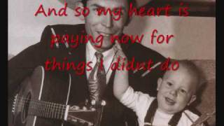 Baixar hank williams - cold cold heart Lyrics
