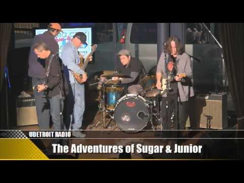 Big City Rhythm & Blues UDetroit Live 10.8.12