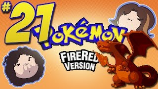 Pokemon FireRed: Magic Words - PART 21 - Game Grumps
