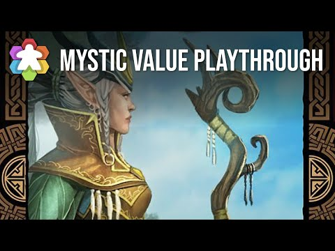 Mystic Vale Playthrough