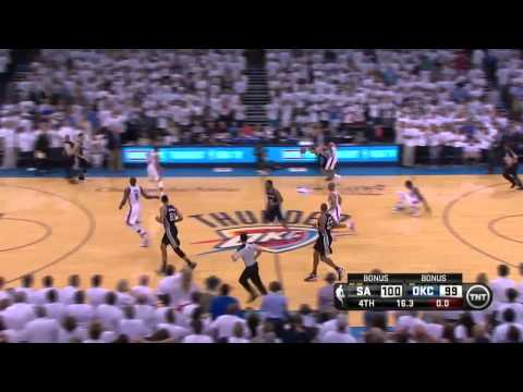 San Antonio Spurs vs Oklahoma City Thunder Game 6 | May 31, 2014 | NBA Western Finals 2014