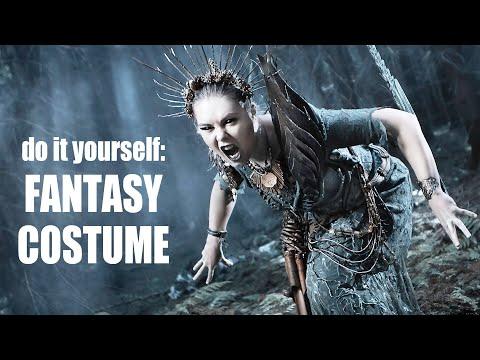 DIY: Fantasy costume