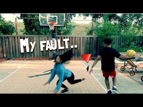Love & Basketball GONE WRONG..!