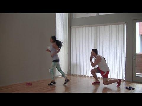 15 min hurricane cardio workout  hasfit cardio exercises