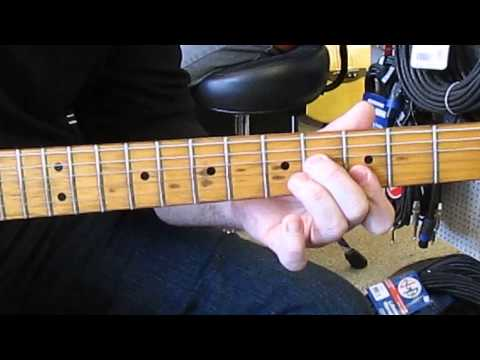 Ben VanDyke Lick of the Week from Backwoods Guitar LLC