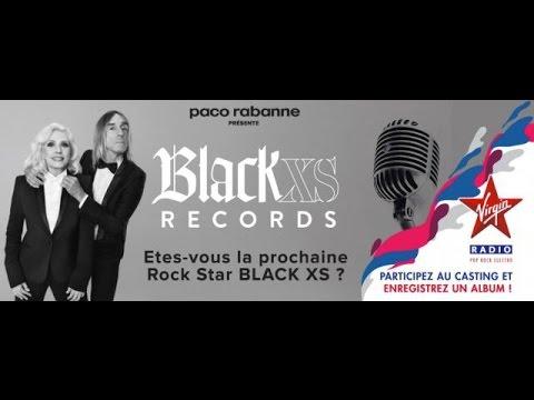 Vidéo Spot Black XS - Voix Off: Marilyn HERAUD et Lionel (Virgin Radio)