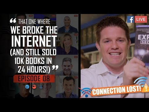 That one where we broke the internet! Funnel Hacker TV - Episode 08