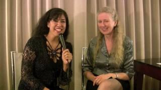 Viviana Guzman Interviews Alexa Still