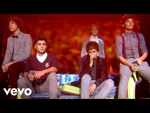 Thumbnail: One Direction - More Than This (Up All Night: The Live Tour)