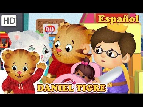 Daniel Tigre en Español - Aprende a Jugar Juntos