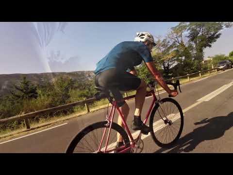 Pink Fixie Néo Rétro biking
