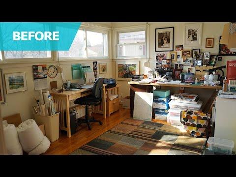 Craft Room Ideas U2013 IKEA Home Tour (Episode 211)   YouTube