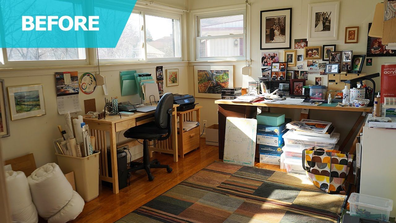 Craft Room Ideas Ikea Home Tour Episode 211 Youtube