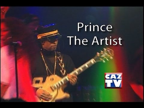 Prince The Artist in Rare 1999 Studio 54 Rare Concert Footage