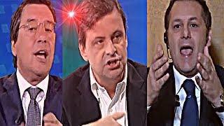 Calenda massacra Siri e De Manzoni sulla colossale balla degli 80 € in cambio degli afro