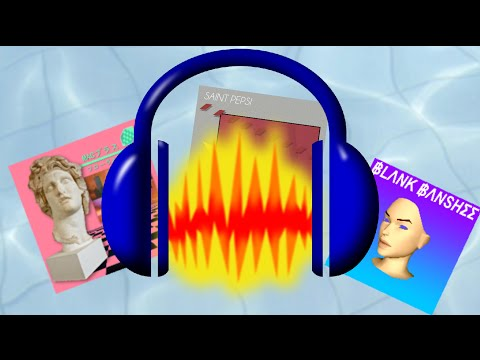 How to Make Vaporwave with Audacity