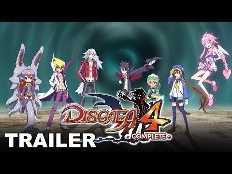 Disgaea 4 Complete+ Announced!