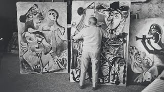 The Energy and Invention of Picasso's 'Homme à la pipe'
