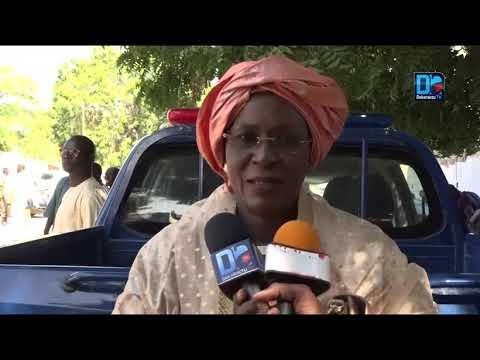 """Amsatou Sow Sidibé à Ndiassane: """" Le Sénégal n'est pas en train de marcher sur les bons rails... Il"""