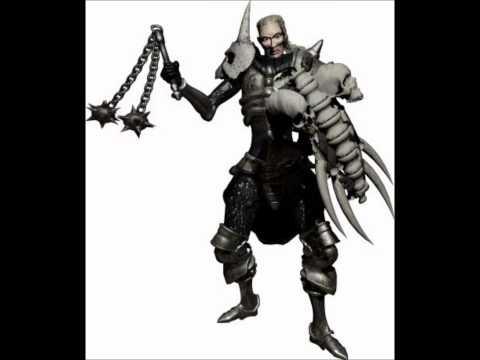 Diablo II Necromancer Voice s