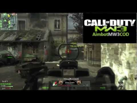 call of duty modern warfare 3 aimbot xbox 360