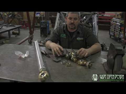 MEASURING LINKS | Correctly measuring link length | Wide Open Design