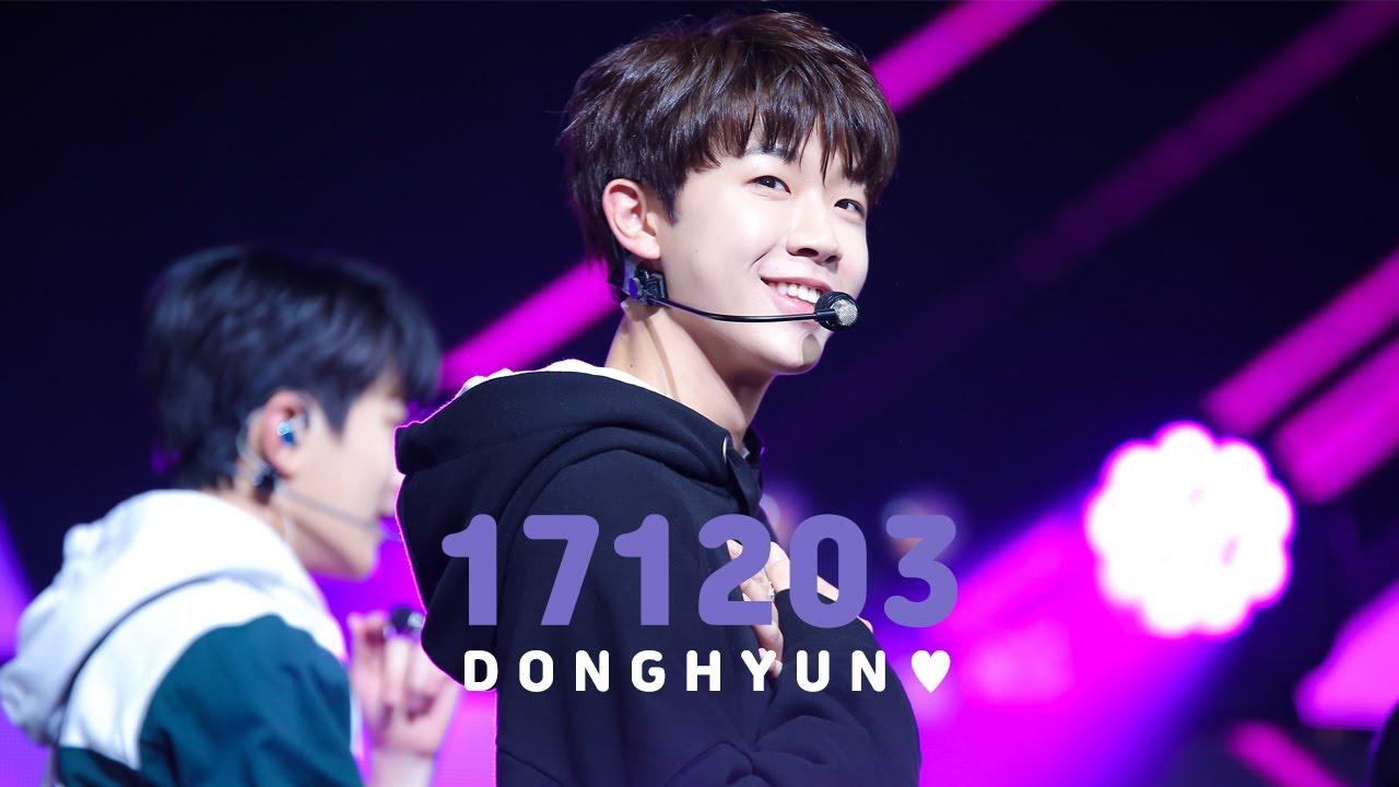 171203 V LIVE ROOKIE STAGE 내눈을 의심해 - #동현 (DONGHYUN Ver.)