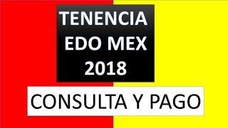 Tenencia 2019 Edo Mex  Estado De MÉxico  ✅✅✅ Consulta Adeudos / Pago De Tenencia