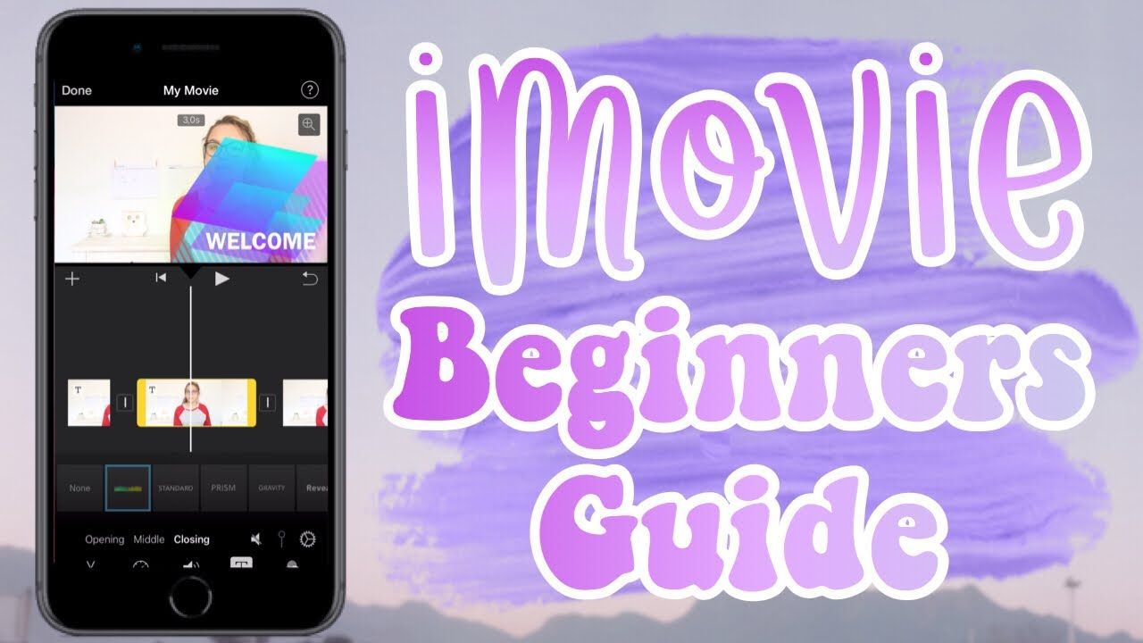 A Newbies Guide to Using iMovie For the iPhone