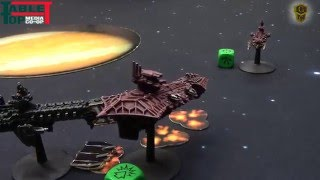 Battlefleet Gothic - Armada to Tabletop 01