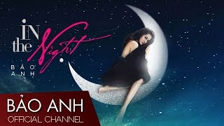 In The Night - Bảo Anh (Lyrics Video)