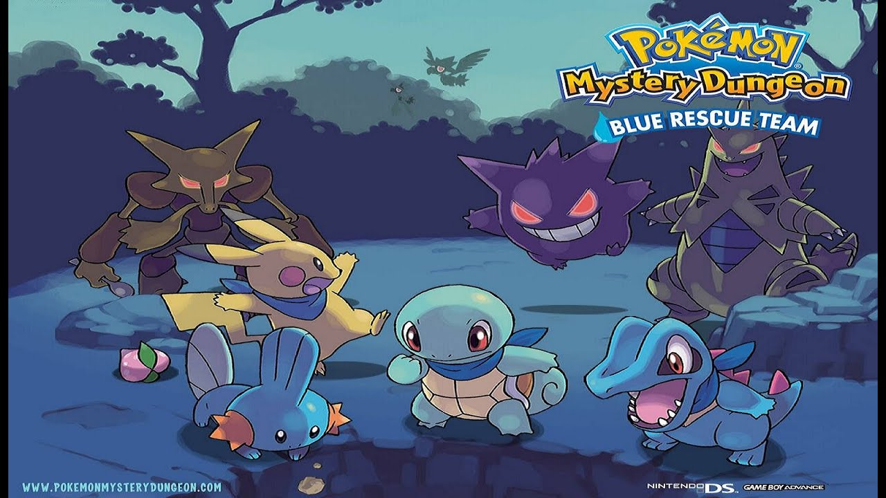 how to download pokemon mystery dungeon red rescue team